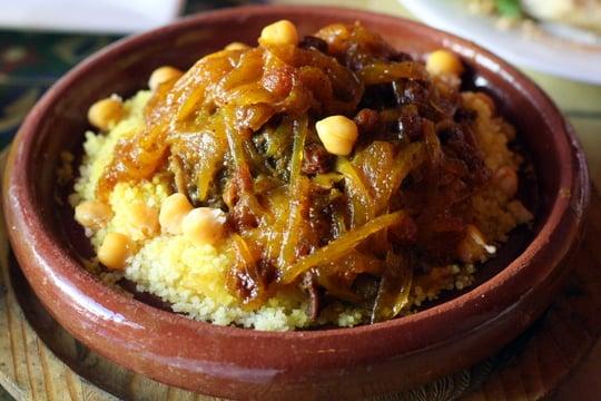 Moroccan restaurants in Granada