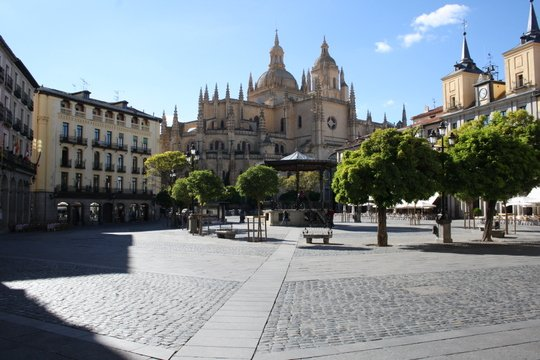 Segovia day trip from Madrid
