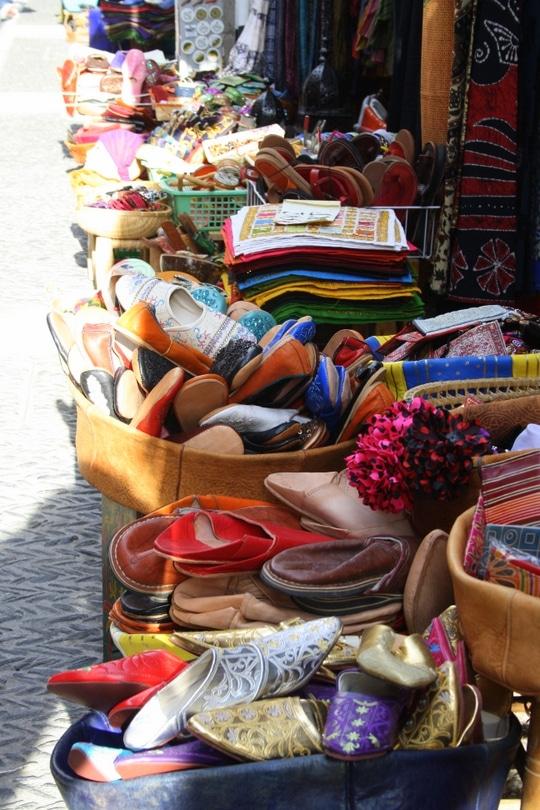 Moroccan influence in Granada