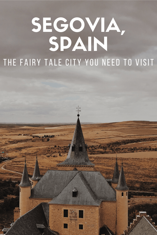 What to see and do on a day trip to Segovia, Spain