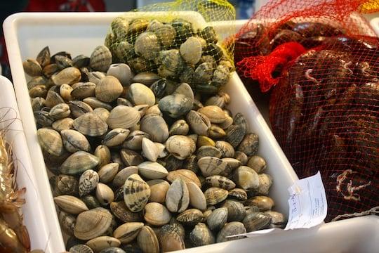 seafood in Galicia