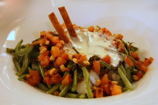 eating in San Sebastian, casa Urola