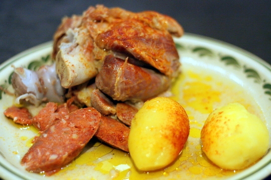 Restaurante Terramundi: A Galician Menu of the Day for Big Eaters