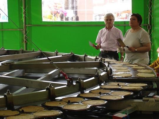 Galician food festivals