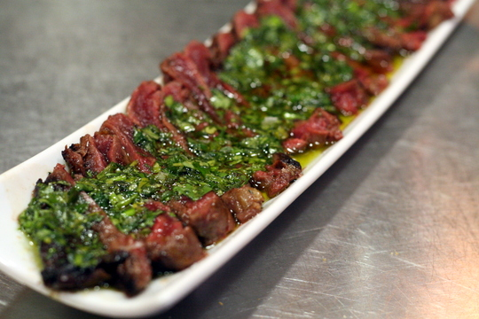 Bar la Berenjena Madrid Meat