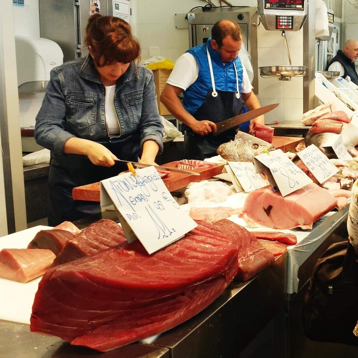 The Freshest Fish in Spain: Cadiz Fish Market