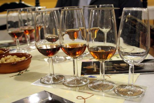 Bodegas Gutierrez Colosia sherry