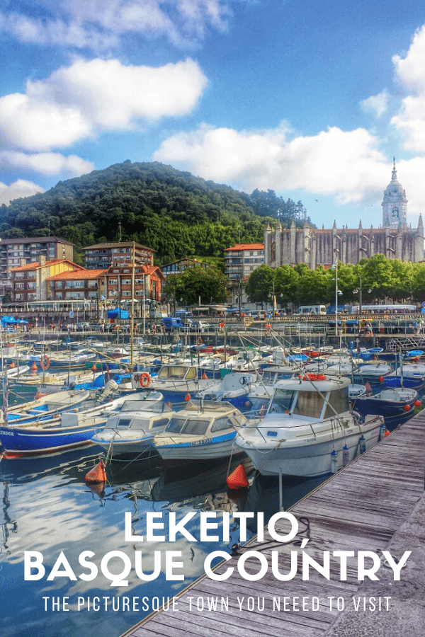 The Basque Country may be famous for its cities like San Sebastian (home of that amazing cheesecake and more Michelin star restaurants than I can count!), but it's also home to charming fishing villages like Lekeitio. This town makes a perfect day trip from Donostia and is perfect for photography lovers and foodies alike!