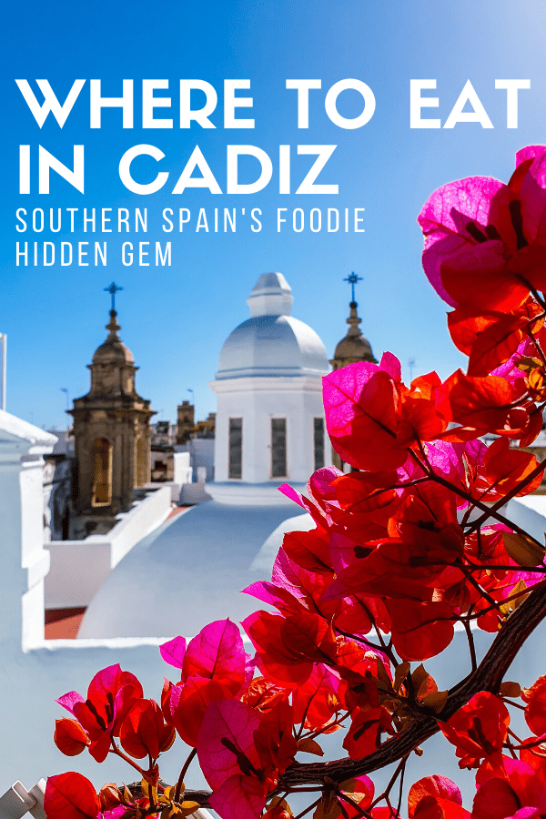 Typical food in Cádiz, Spain draws heavily from the abundance of fresh seafood available along the nearby coast. These local products make incredible recipes that are often deceptively simple. This guide narrows down the tapas and other dishes you need to try in this gorgeous Spanish city!