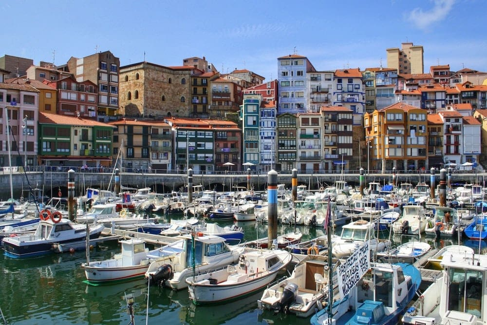 visiting Basque Country Bermeo