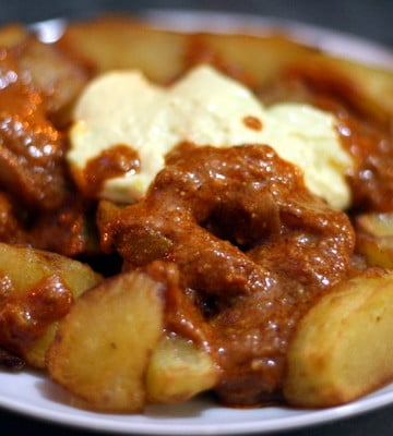 Spanish alioli sauce recipe