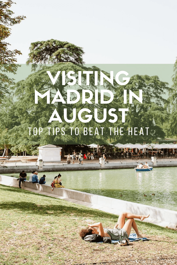 Madrid is one of the most beautiful cities in the world, but it's also one of the hottest in August! If you're looking for things to do in summer in Spain's capital, remember that air-conditioned spots like museums are your friend, and consider saving most of your energy for night (and having a siesta during the hottest part of the day!). This guide has all my best tips for surviving Madrid in August!