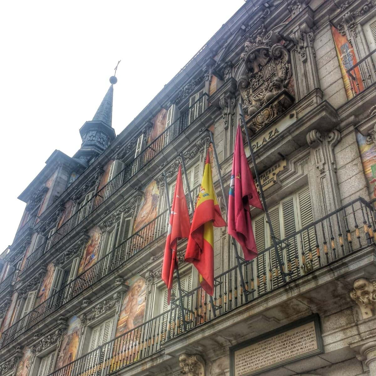 Visit Plaza Mayor on the best walking tours in Madrid.