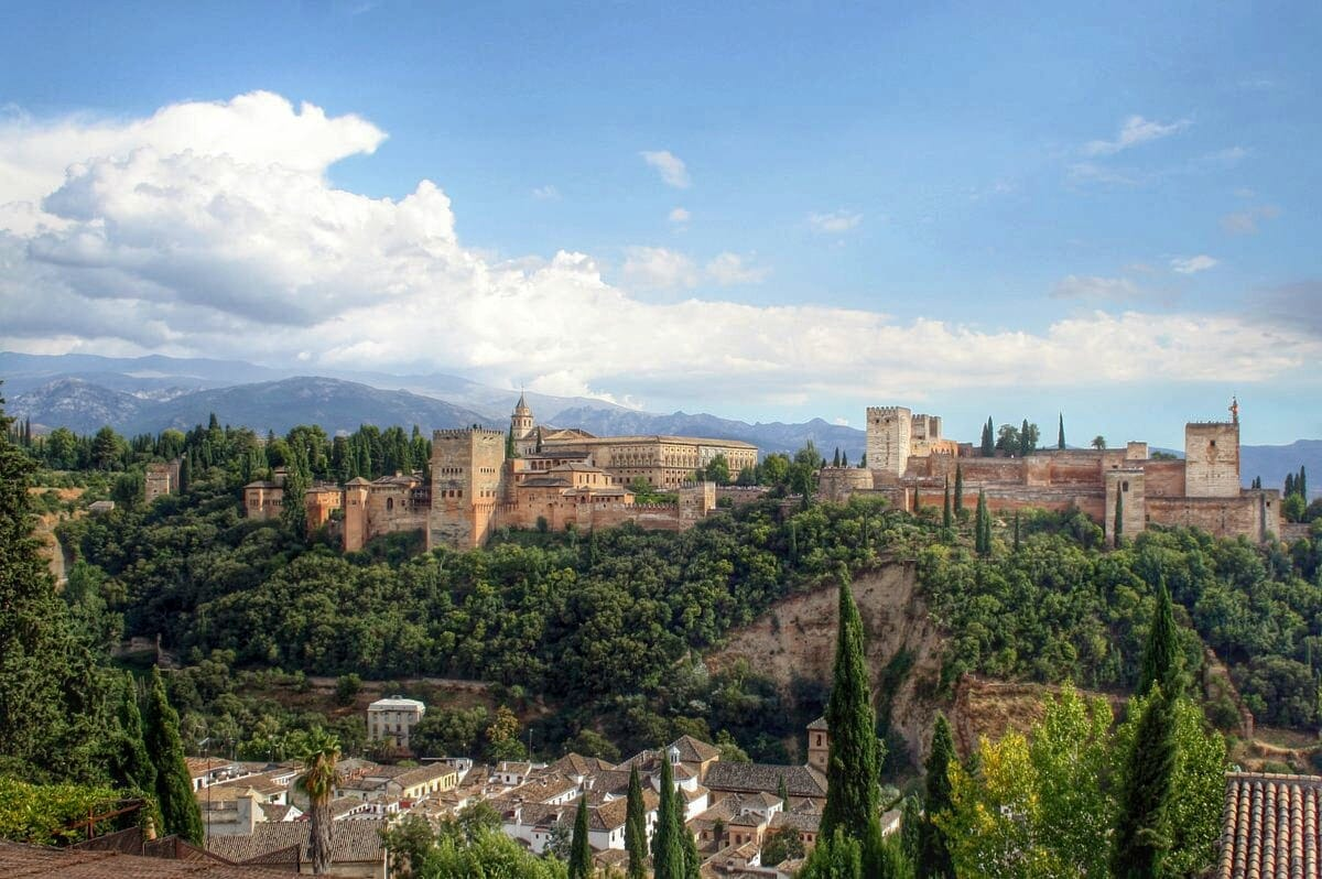 top tips for visiting the Alhambra palace in Granada