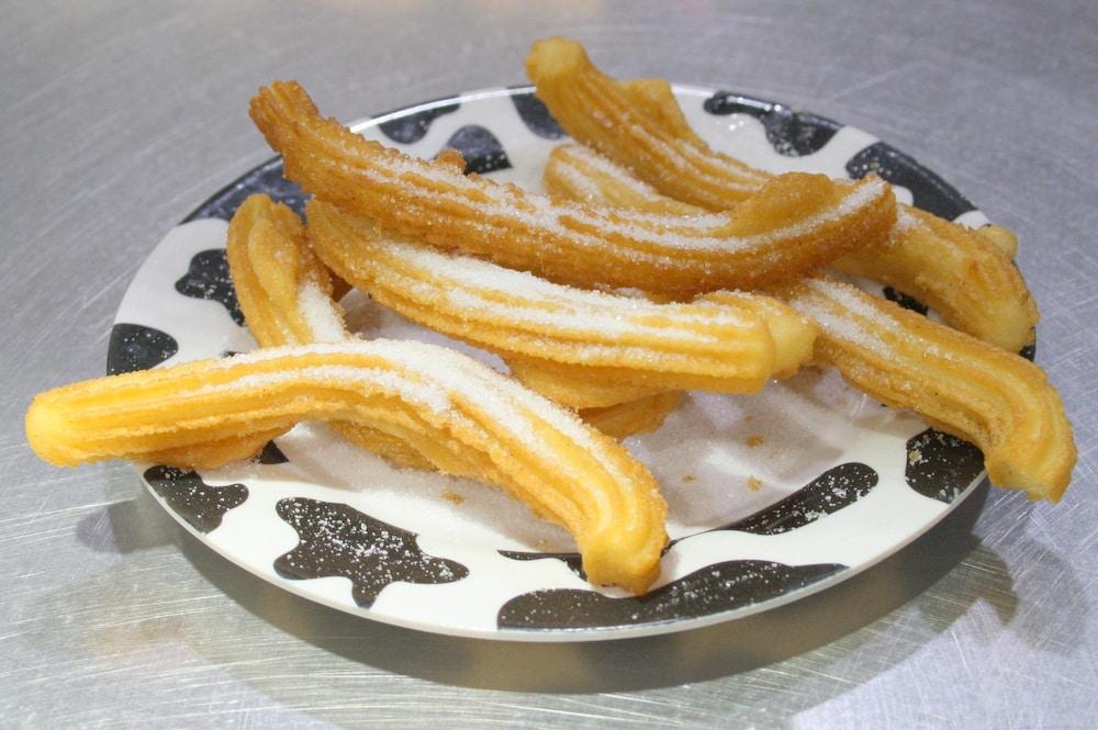 winter foods in Spain