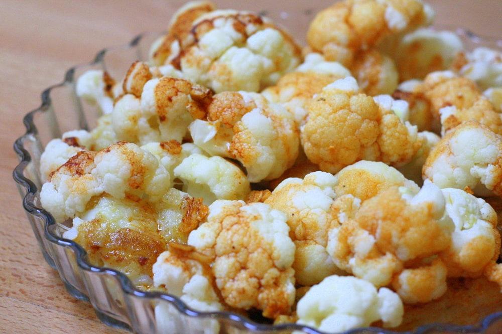 cod with cauliflower recipe