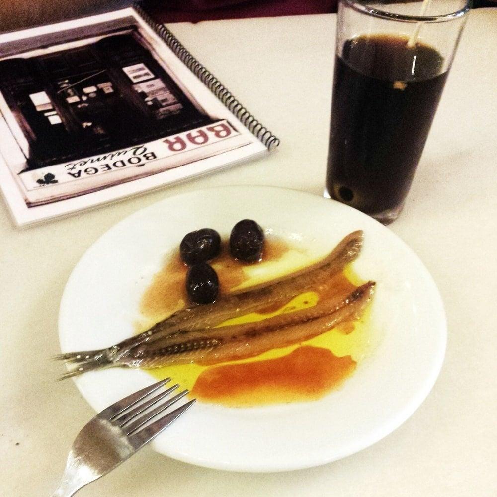 Vermouth Bodega quimet 2