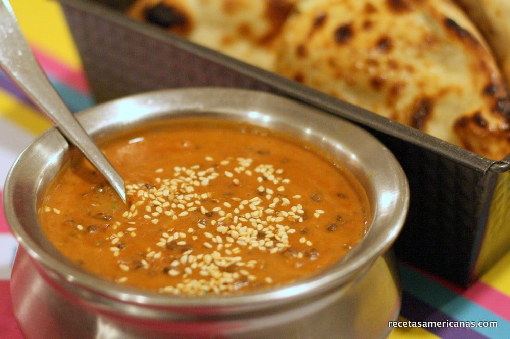 curry at tandoor barcelona