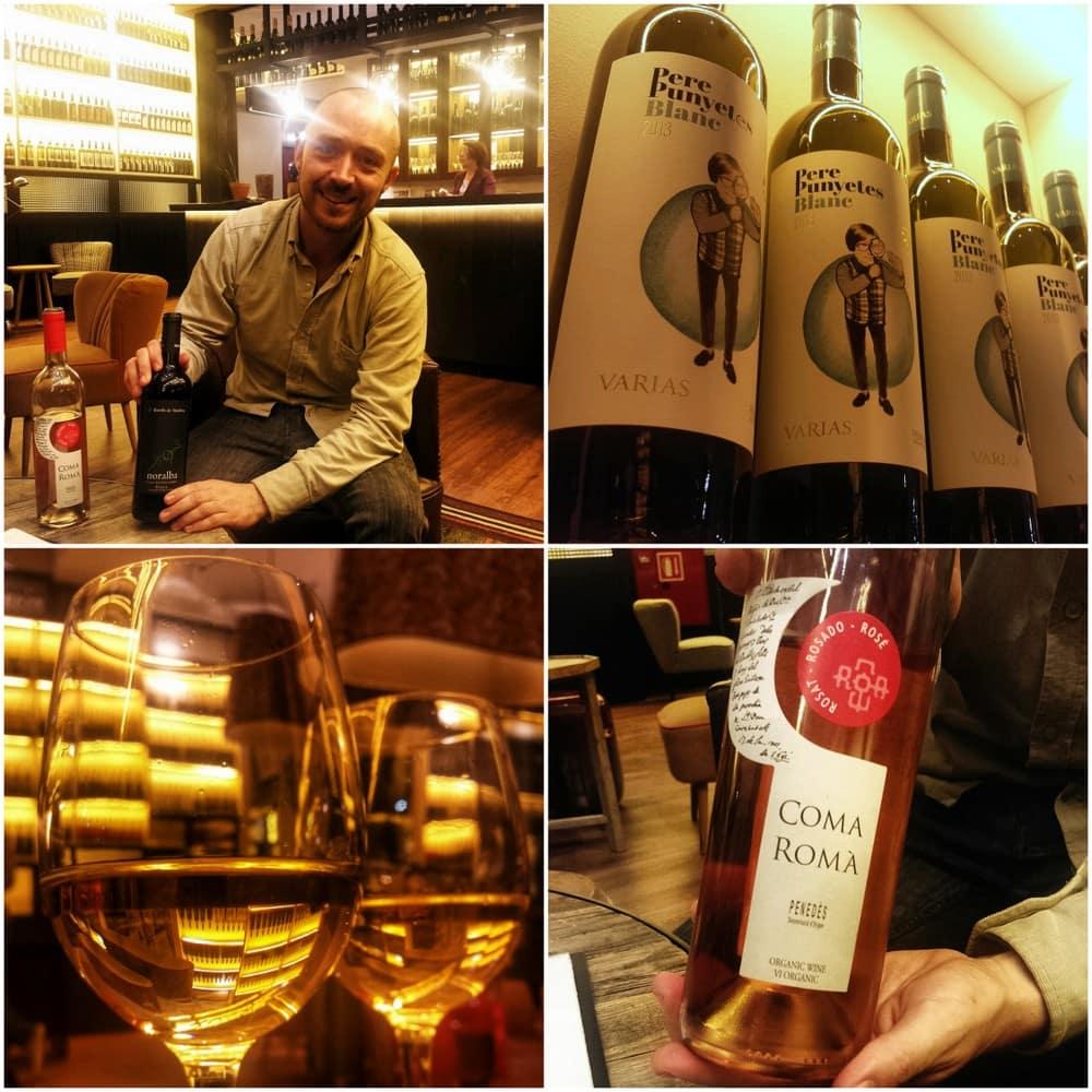 Praktik vinoteca review