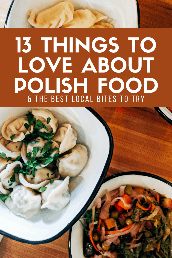 I was so proud to visit my family's ancestral homeland of Poland recently. And of course, as a foodie, my favorite part was devouring the traditional, authentic Polish recipes straight from the source! Here were a few of my favorite bites, from appetizers to dinner to dessert.