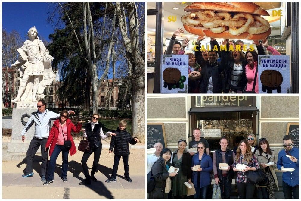 Madrid food tours