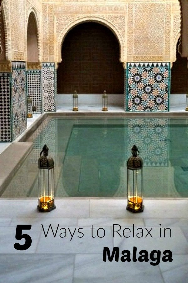 5 ways to relax in Malaga