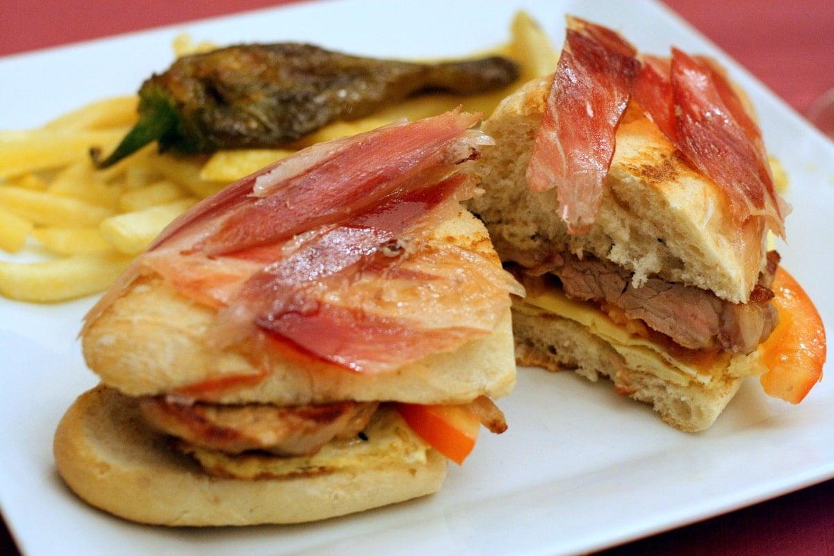 best food in Seville spain
