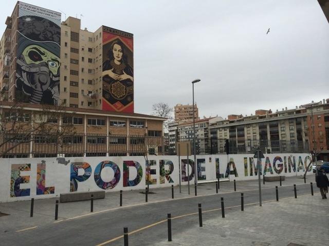 Photos: The Power of Urban Street Art in Malaga's SoHo Neighborhood