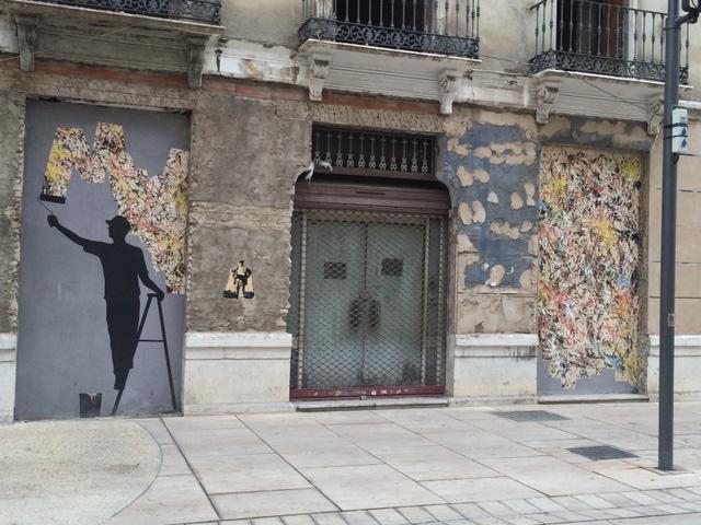 Malaga Street Art: SoHo Barrio de las Artes