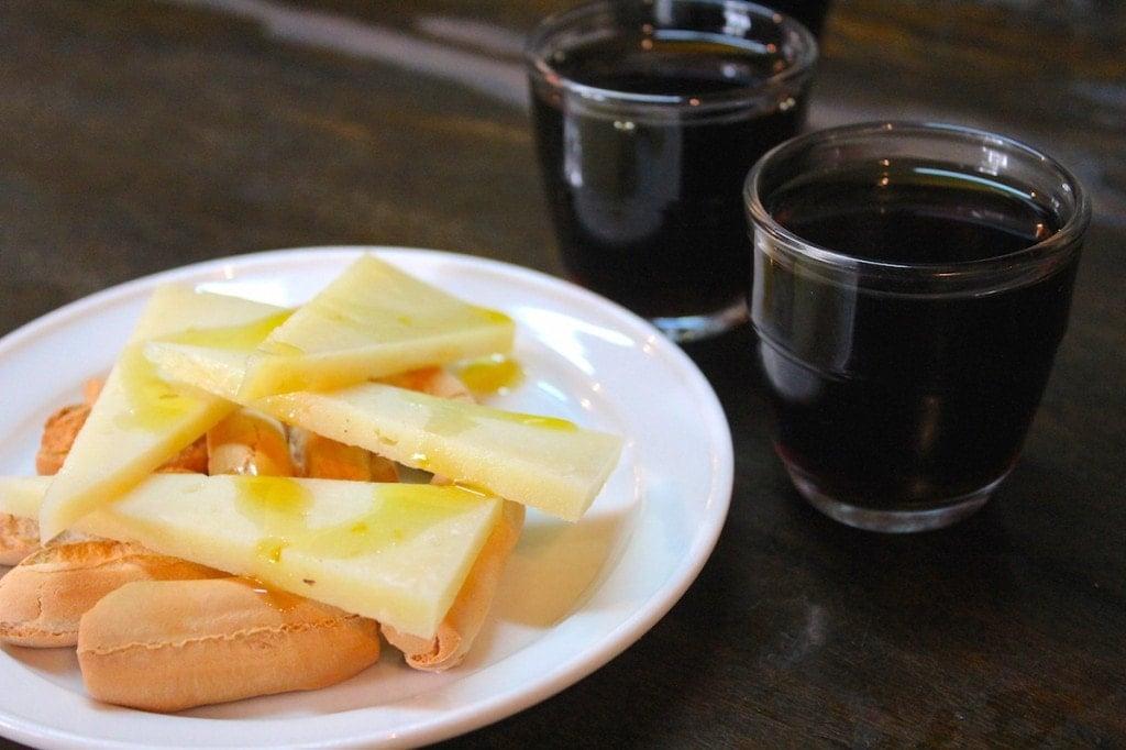 What to drink in Seville: orange wine