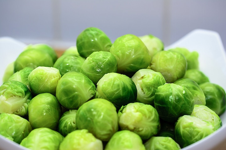 best brussel sprouts in Boston