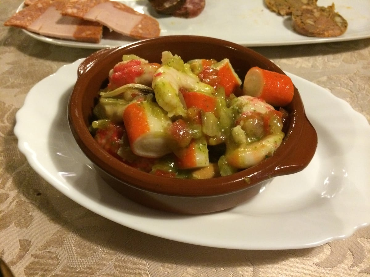 Typical Dishes of Malaga: Pipirrana