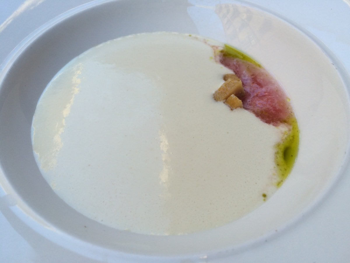 Typical Foods from Malaga: Ajo Blanco