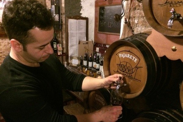 Foodie Things to do in Malaga: Try the Malaga wines