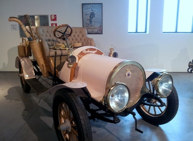 A unique museum in Malaga is the Automobile Museum