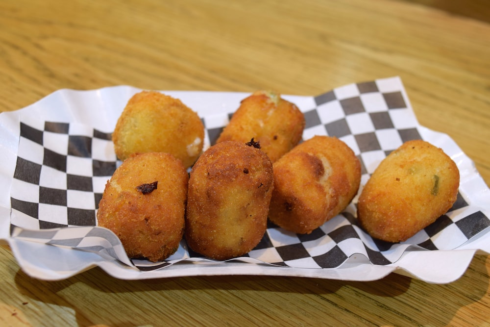 Typical Spanish Tapas: Croquettes