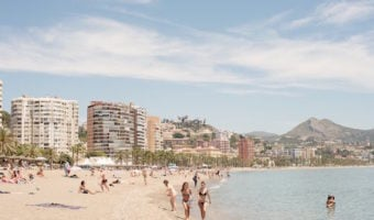 Start your 10 days in Malaga by relaxing on the beach for a few hours. You deserve it!