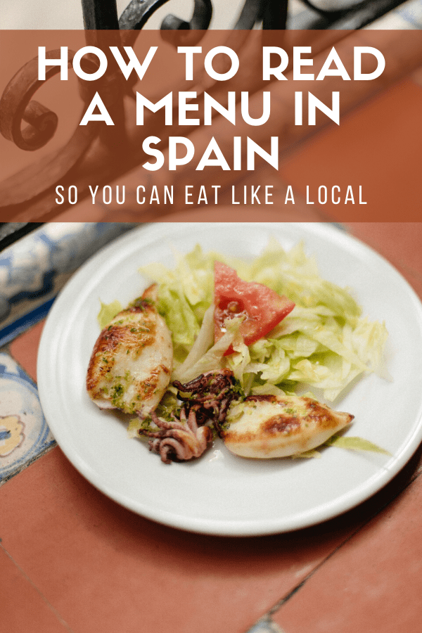 It doesn't matter whether you're bound for Madrid, Barcelona, the Costa del Sol or anywhere in between: learning how to read a Spanish menu is crucial for ordering food at tapas bars and restaurants in Spain. Here's what and how to order depending on the number of friends you're dining out with—so you can experience Spain's food scene like a local.
