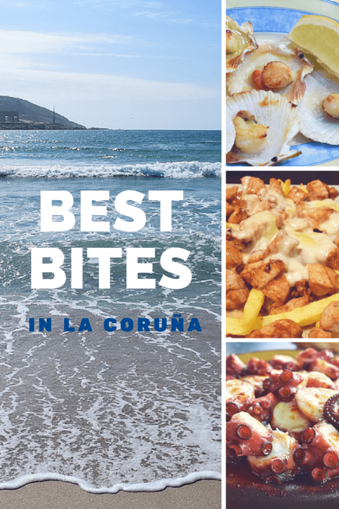 The freshest of fresh seafood, cheese-drenched pork, excellent octopus and the perfect local white wine to wash it all down. La Coruña, Spain is an amazing place for foodies! Here are my picks for the best bites in this coastal Galician city.