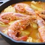 Catalan fish stew Suquet de peix recipe