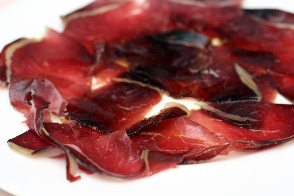 Cecina de León: Spanish cured meats