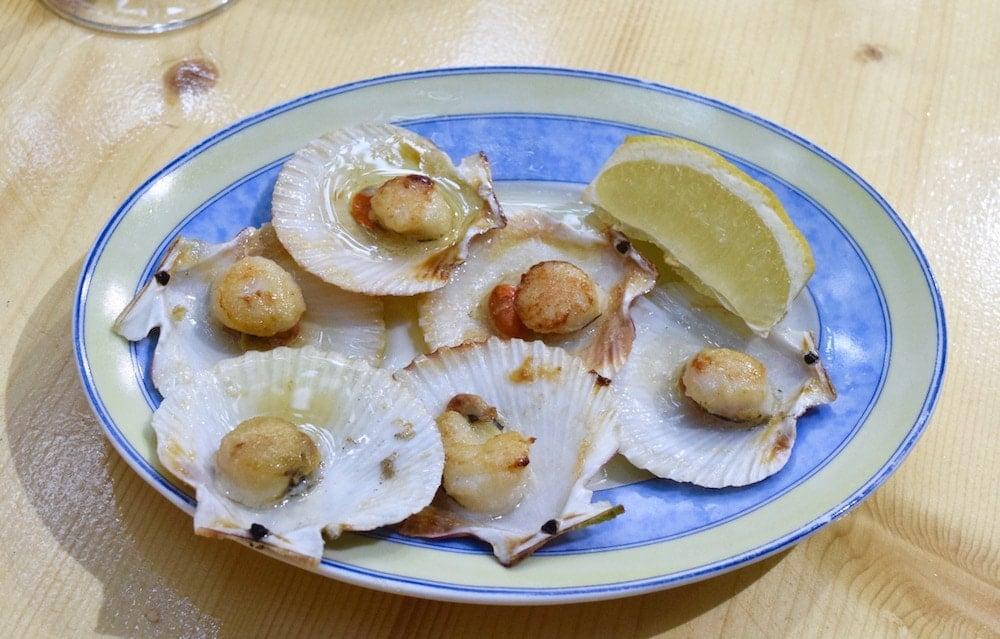 Best Bites in Coruña