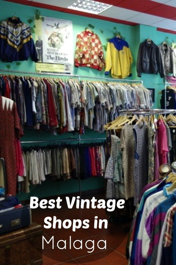 Looking for the best vintage shops in Malaga? Here are a few great local options to get you started.