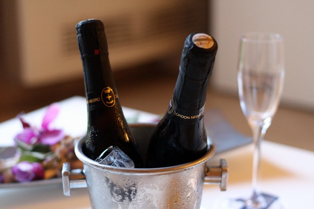 There are nearly as many types of cava as there are of Spanish wine!