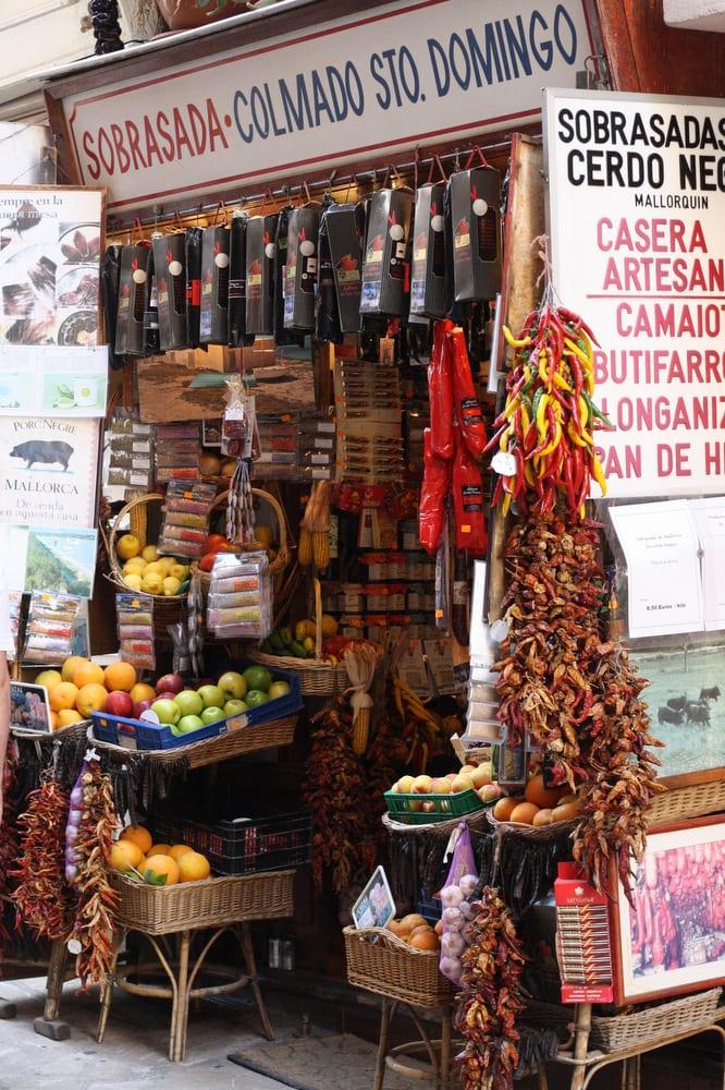 best gourmet shop in Palma