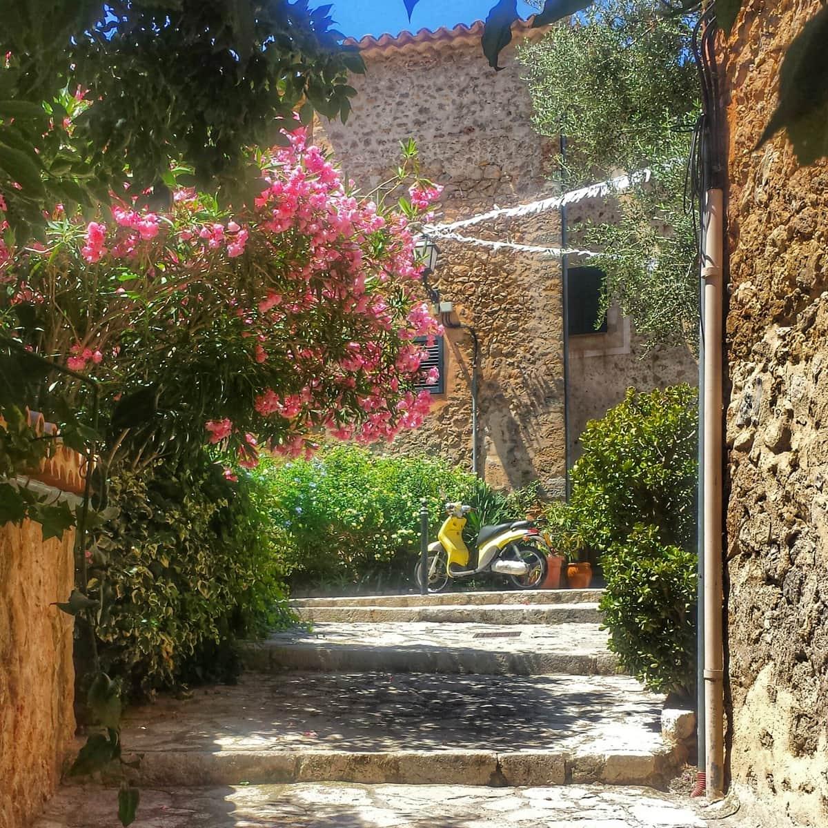 Visiting non touristy Mallorca