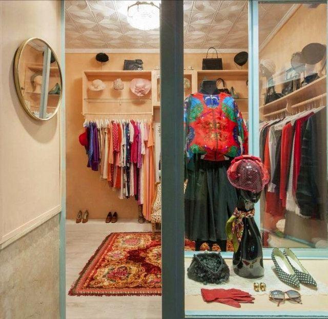 Quasipercaso Vintage clothes in Malaga