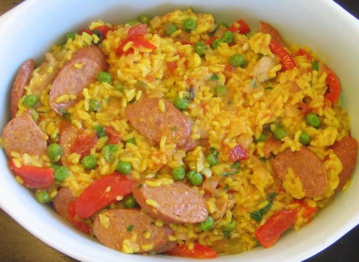 bad Spanish food
