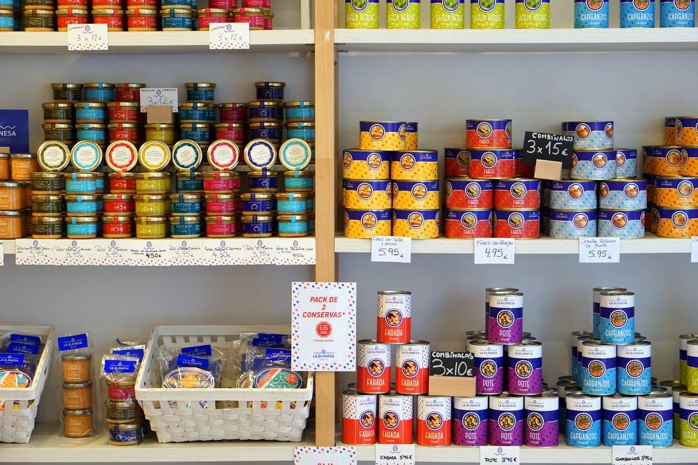 La Gijonesa, the best shop in Gijón!