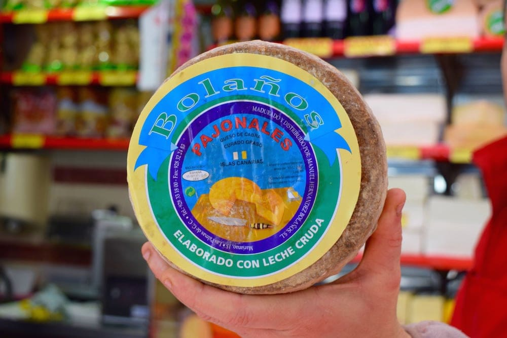 From the Canary Islands to the caves of Asturias, Spain makes some pretty amazing cheese.